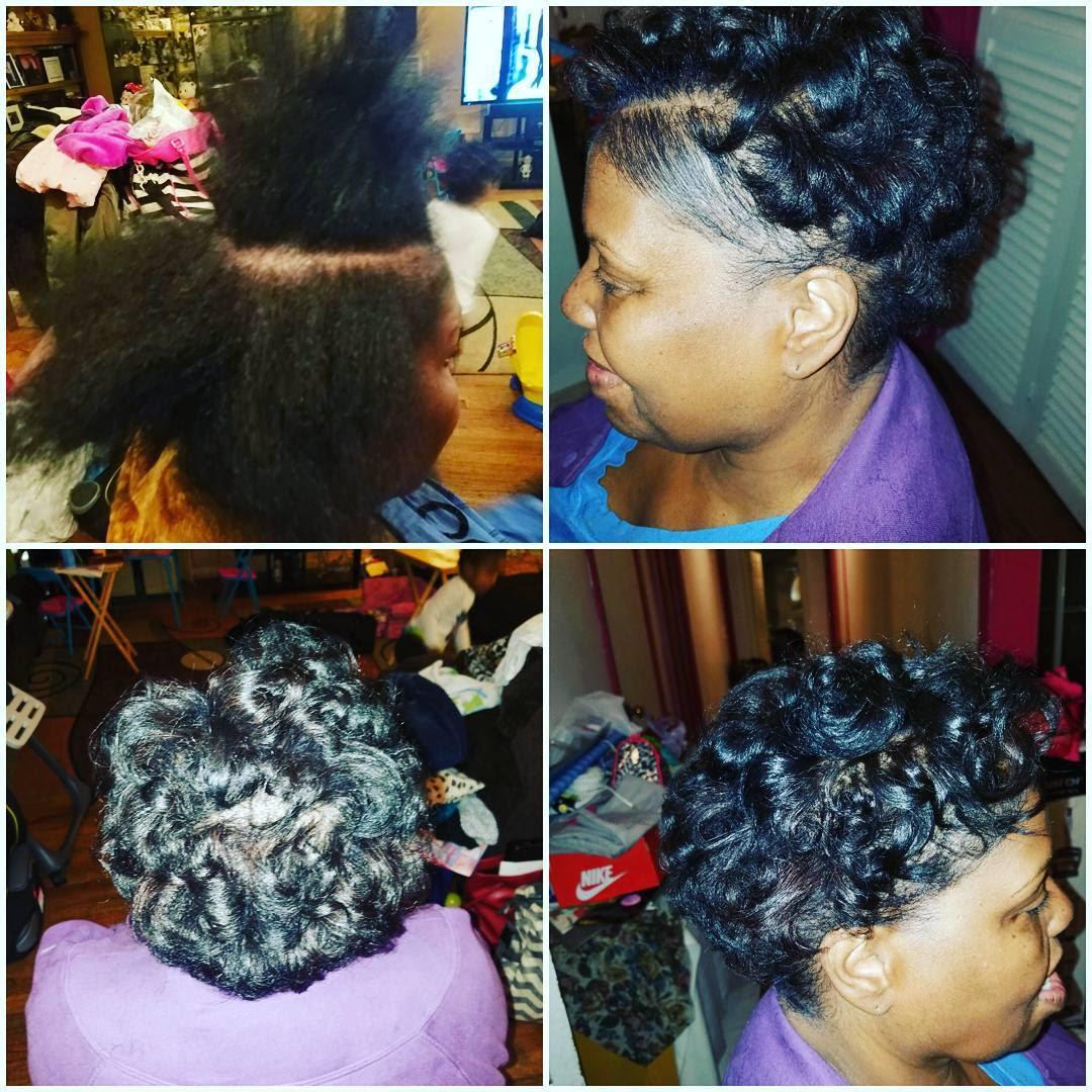 Naturalhairstyles Naturalhair Haircut Blackgirlmagic Blackhair