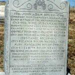 rousch monument