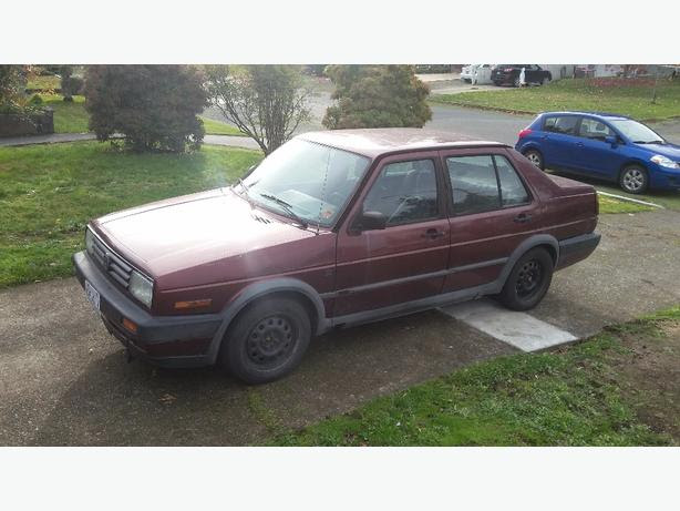 1991 Vw Jettasel West Shore Langfordcolwoodmetchosinhighlands Victoria
