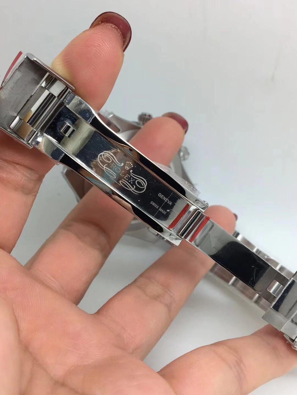 Noob Replica Rolex Daytona 116500 Ceramic White_11