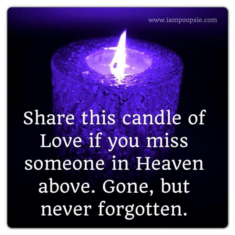 Miss Someone In Heaven Pictures Photos And Images For Facebook