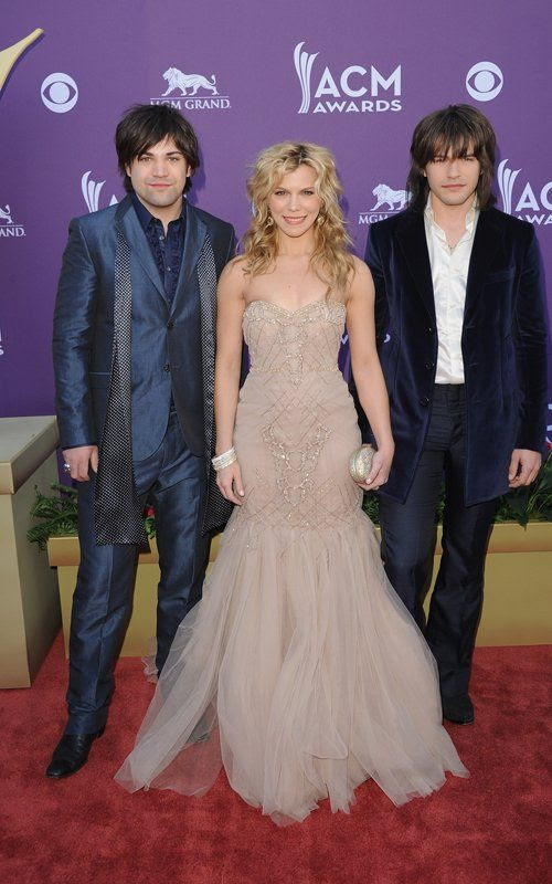 Academy of Country Music Awards - April 1, 2012, The Band Perry