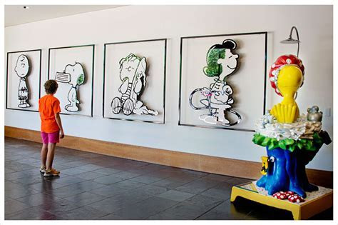 Grandparents' Free Admission Day: Charles M. Schulz Museum