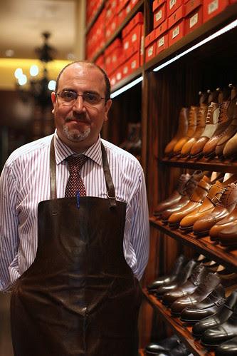 Jose Luis - Carmina, sapatarias a sério