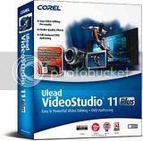ULEAD Video Studio Plus 11 + CRACK