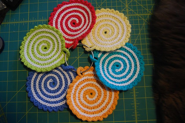 Coasters from Casey