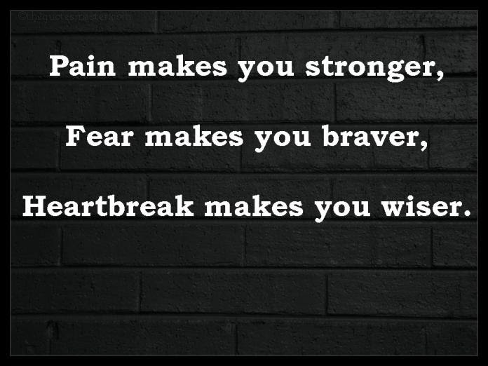 Stronger Braver Wiser