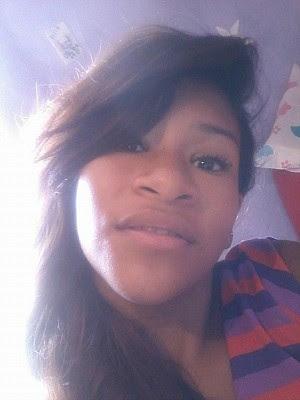 Menina de 12 anos foi morta com tiro na cabeça (Foto: Arquivo Pessoal)