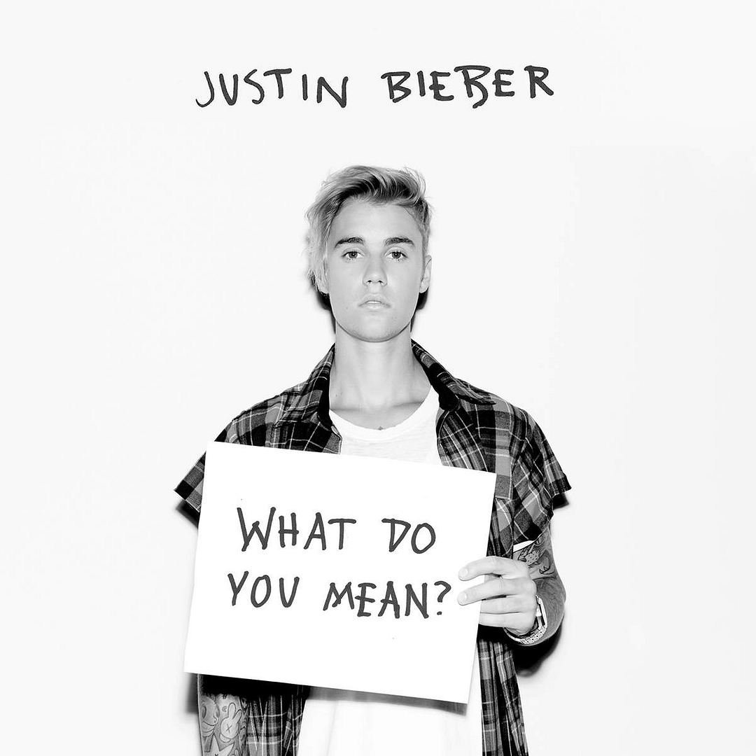 Justin Bieber : What Do You Mean? (Single Cover) photo Justin-Bieber-What-Do-You-Mean.png