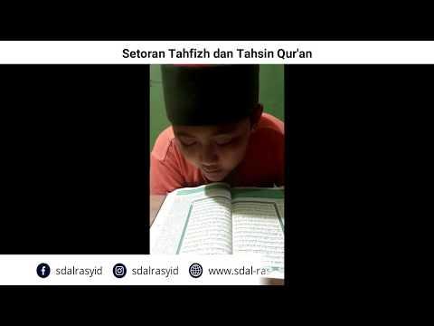 Kegiatan Setoran Tahfizh dan Tahsin Qur'an Online