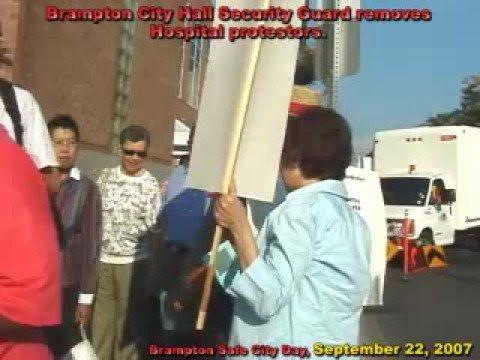 BRAMPTON CITY HALL HYPOCRISY DEMOCRACY