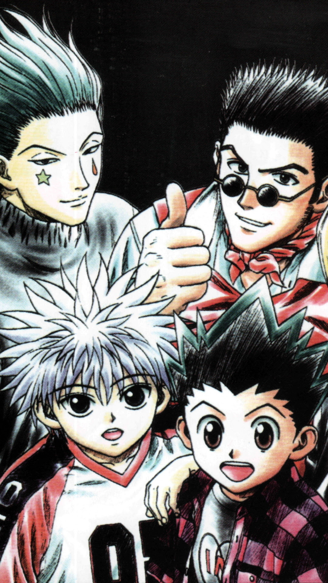 Hunter X Hunter Phone Wallpapers Posted By John Sellers