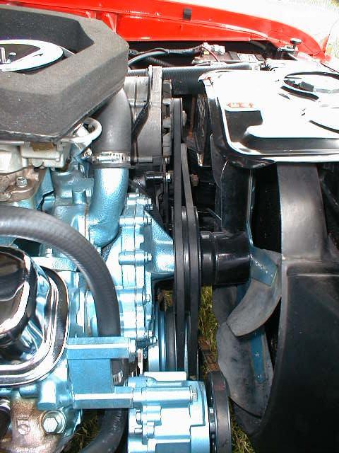 Pontiac Alternator And Power Steering Photos American Torque Com
