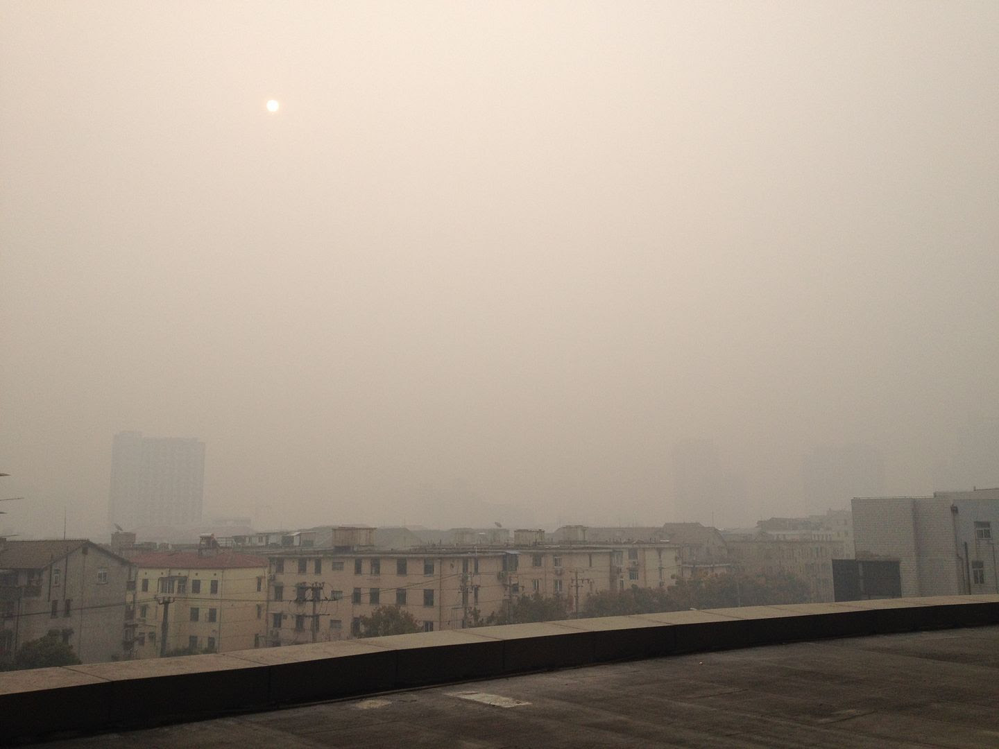 Worst Day of Pollution in Shanghai--December 6th, 2013 photo 2013-12-06091355_zps6172e5d8.jpg
