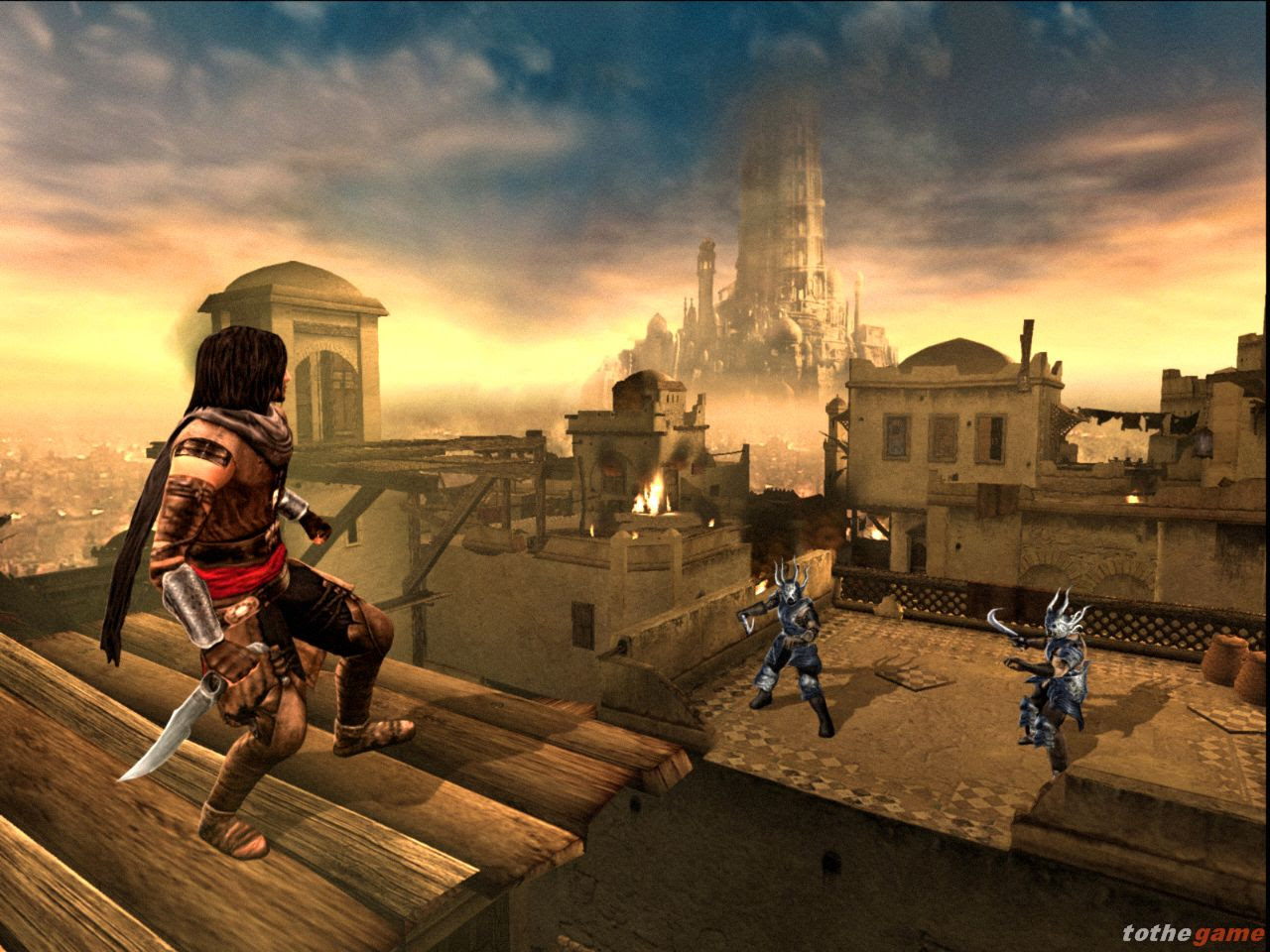 Prince Of Persia 3 The Two Thrones-RELOADED