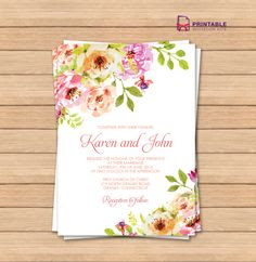 Wedding Invitation on Paperlesspost.com in Heather and Lace ...