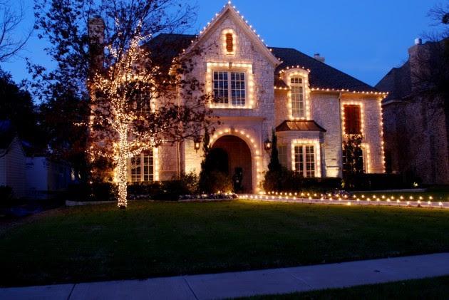 Christmas Outdoor Lighting Ideas | Interior Decorating
