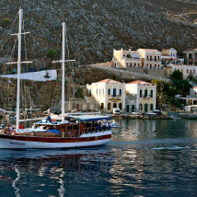 Simi island Greece by Konstantinos Tsagalidis (Vito73) on 500px.com