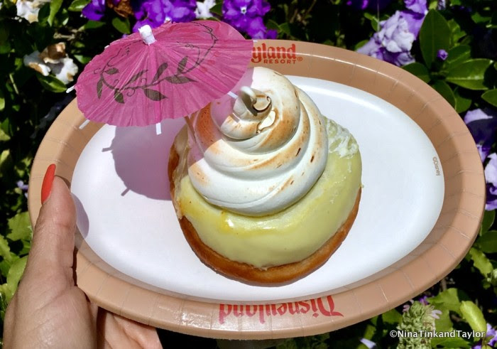 Disneyland Dole Whip Donut