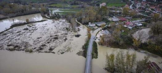 Ανακοίνωση για τους πλημμυροπαθείς από τον δήμο Αγρινίου