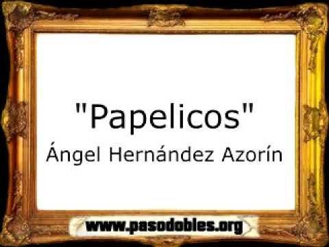 Ángel Hernández Azorín