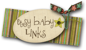 Etsy Baby Label