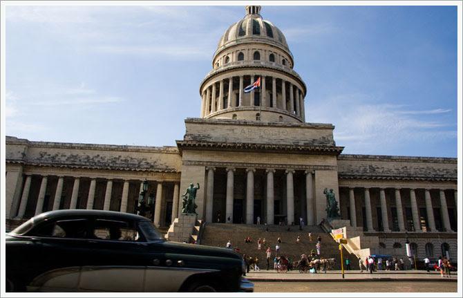 Cuba U.S. American travel embargo