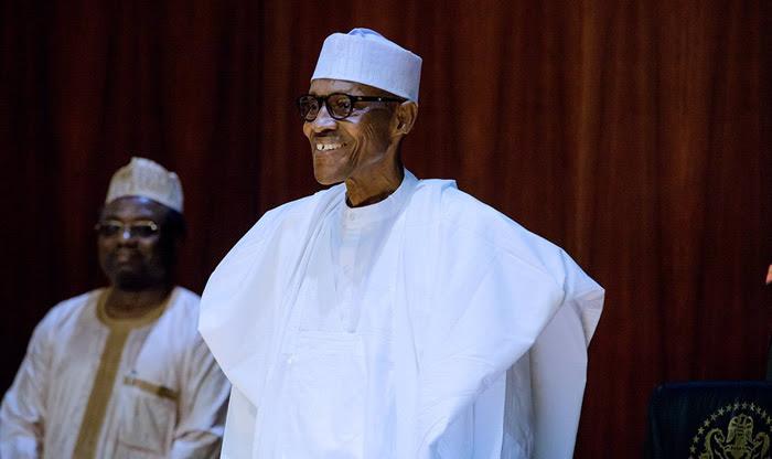 Nigeria's economy recovering gradually, says Buhari