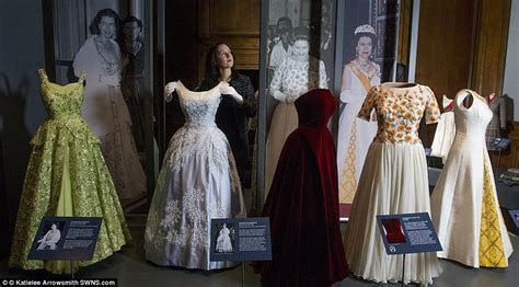 The Queen's incredible outfits go on display in exhibition