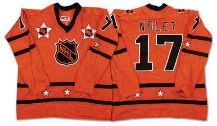 1975 NHL-All Star jersey