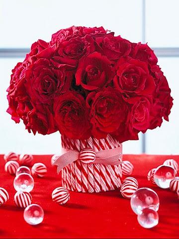 Feliz Quinta Flower (quase natalina!) by Menina Prendada -