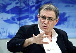 Por que a mídia desprezou um economista cultuado como Roubini em sua visita ao Brasil?