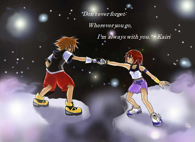 Kingdom Hearts Quote Quote Number 608176 Picture Quotes