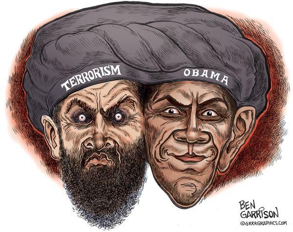 En soutenant des terroristes djihadistes en Syrie, l'USA et ses vassaux otaniens et régionaux font la guerre au gouvernement légitime de Damas