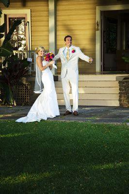 Sandi & Allen wed on Maui