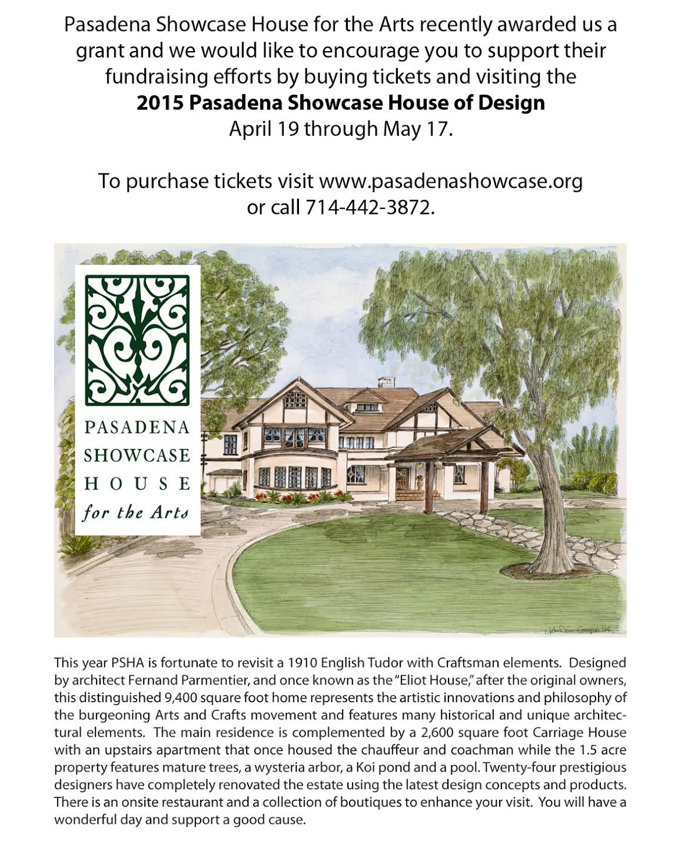 Pasadena Showcase House Of Design Pasadena Community Orchestra