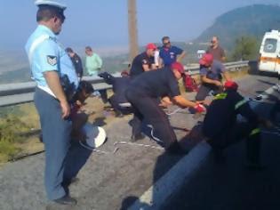 Φωτογραφία για Ζευγάρι καθηγητών από την Ιτέα οι 2 από τους 4 νεκρούς του πολύνεκρου στον Καρανάσιο [photos]