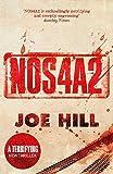 NOS4R2 Joe Hill cover