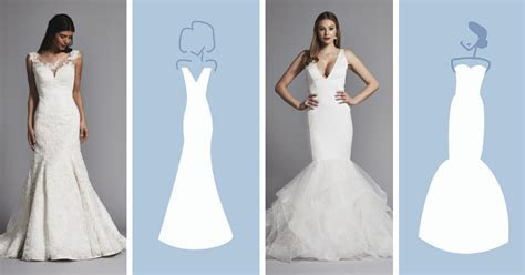 What?s the Difference Between Wedding Dress Silhouettes