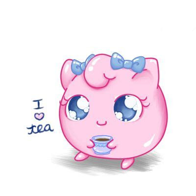 sweet tea jigglypuff  bon bon bunnydeviantartcom