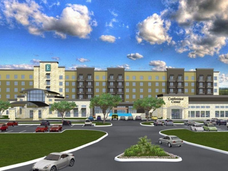 Embassy Suites San Antonio Brooks City Base Hotel & Spa Reviews
