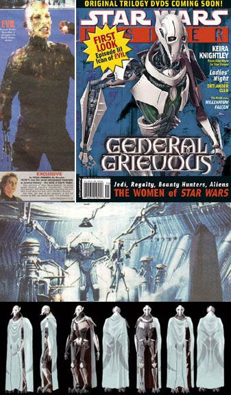 Anakin Skywalker, General Grievous and the rise of Vader