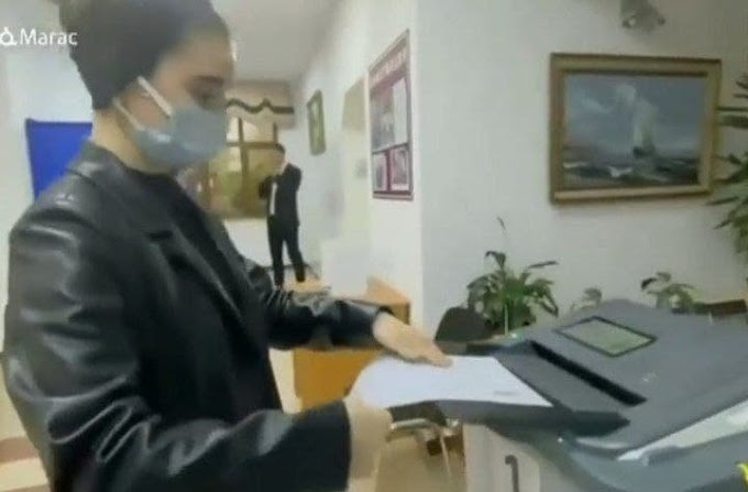 Встолице Ингушетии впервые проголосовала восемнадцатилетняя жительница города