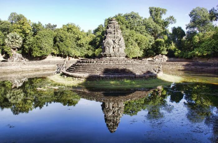 10 Temples In Cambodia