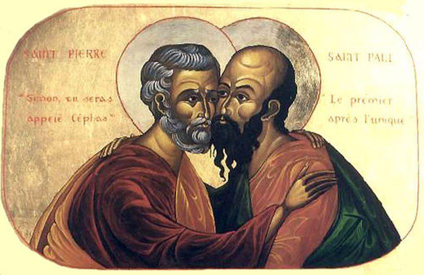 Résultats de recherche d'images pour «Solennité de saint Pierre et saint Paul»