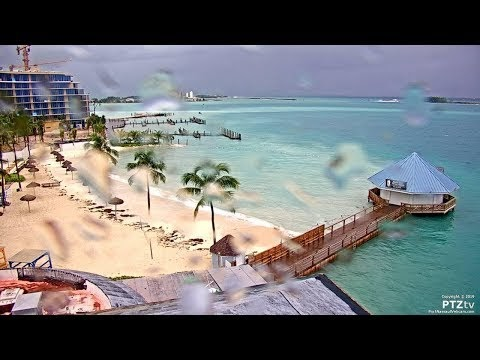 Hurricane Dorian in The Bahamas live stream