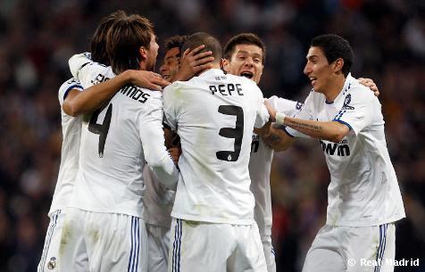 Real Madrid - Lyon
