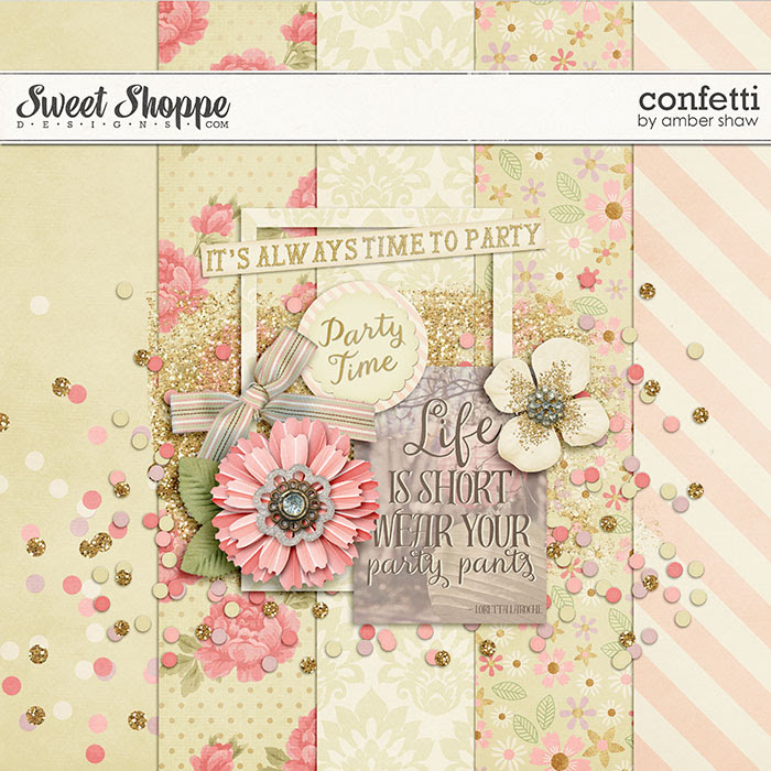 Confetti by Amber Shaw