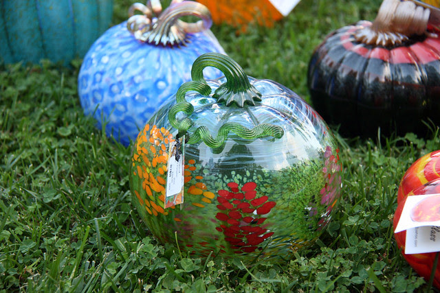 IMG_6046 smooth speckled glass pumpkin