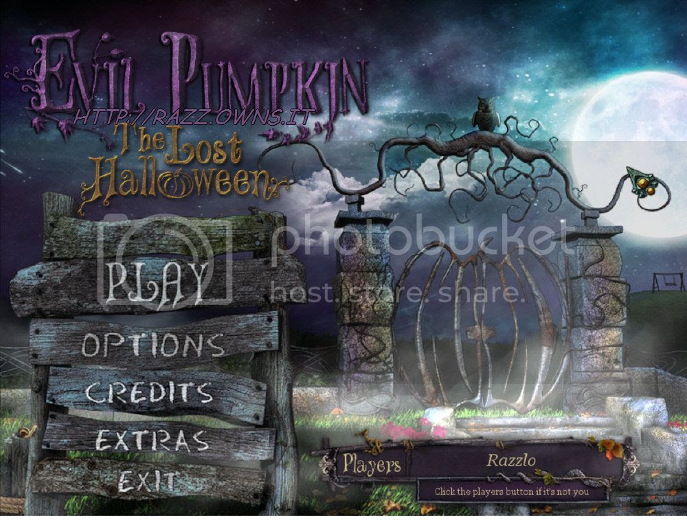 Evil Pumpkin: The Lost Halloween Build #2 [UPDATED FINAL]